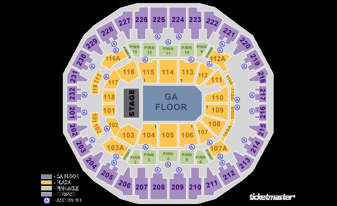 #tickets 3 Tickets Foo Fighters 10/24/17 FedExForum Pinnacle Club @ Costs Memphis Tn please retweet