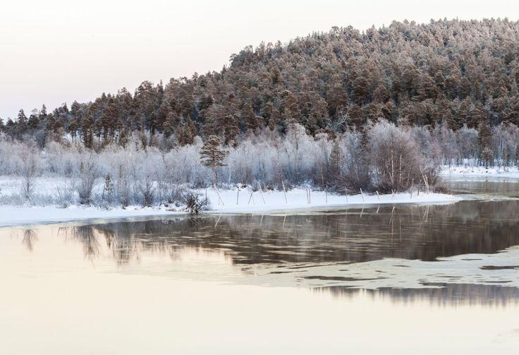 Luontopolku QR-koodein Jokamiehenoikeudet - Eräluvat