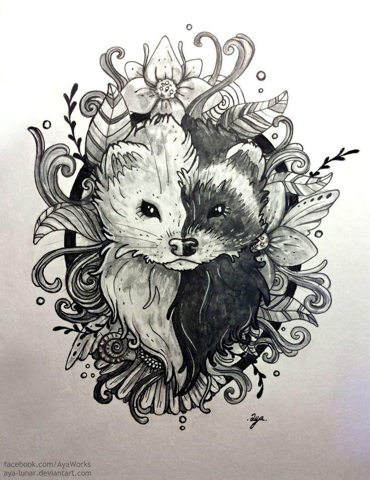 Found on Google from ferret-fanclub.deviantart.com