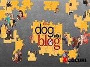 Catelul Blogger puzzle