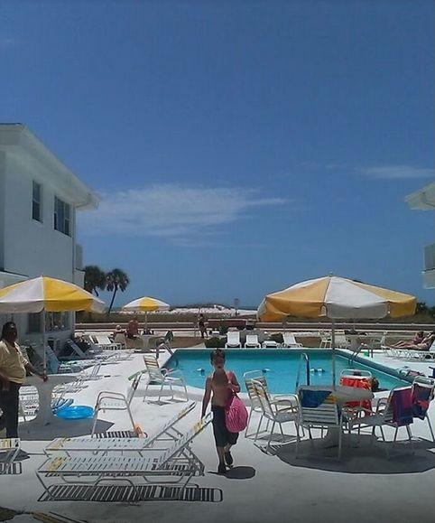 Motel « The Sands » - Treasure Island - Floride - USA