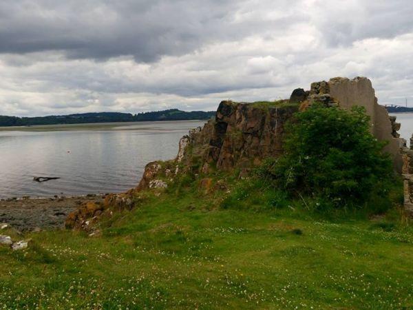 Cramond Island, M. Śledź #CramondIsland #Edinburgh #travel #photo