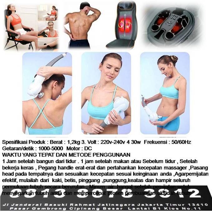 GROSIR adalah penjual di Indonetwork yang menjual Magic Massager Alat pijat 8in1 di Indonesia. Magic Massager Alat pijat 8in1 dari CV