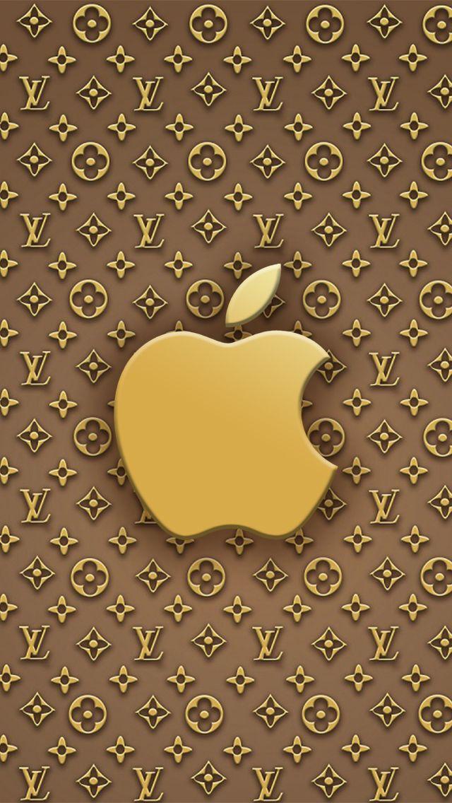 Iphonewallpaper Louisvuittondesign Jpg 640 1 136 Pixels Apple Logo Wallpaper Iphone Apple Wallpaper Iphone Apple Wallpaper