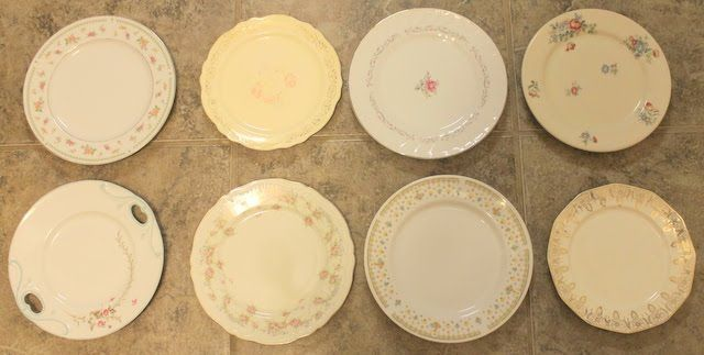 rustic paper plates for weddings - Google Search