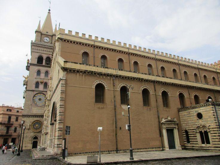 Katedrála - Messina - Sicílie - Itálie