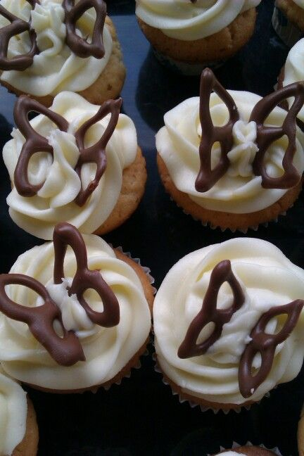 Butterfly cakes #dunelmbakeoff