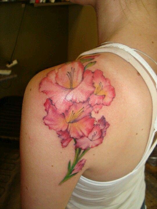 Birth flower for august