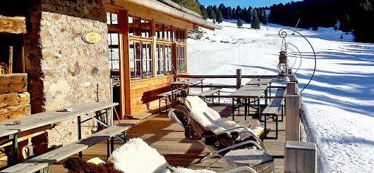 Isi Hütte - Skihütte - Radein - Weiß- Schwarzhorn - Dolomiten - Gourmet Südtirol