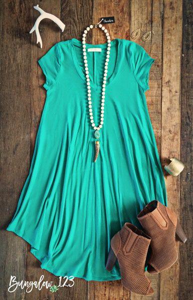 Ambrose Dress - Multiple Colors (Pre-Order) - Bungalow 123 - 1