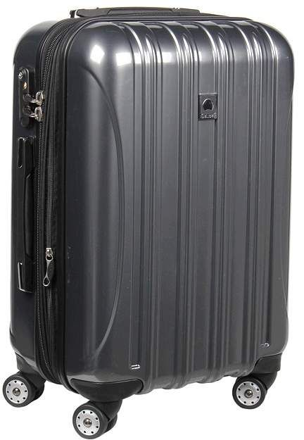 baab20672c Delsey Helium Aero - 21 Carry On Expandable Spinner Trolley Carry on Luggage