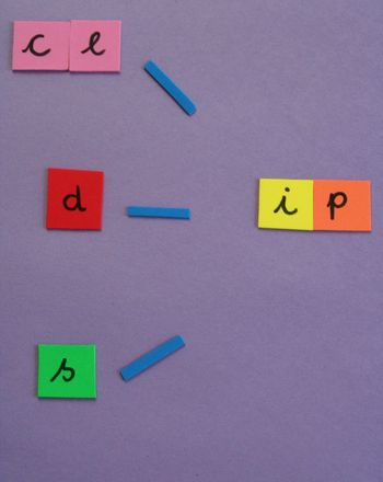 Activities: Race for Spelling Patterns!