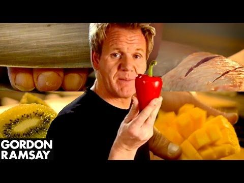 USEFUL COOKING TIPS BY GORDON RAMSEY