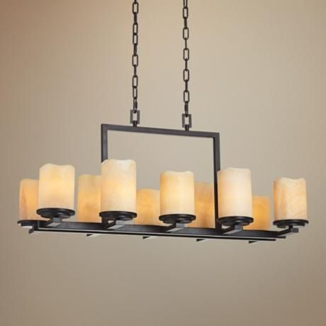 candle pendant lighting. Candle Pendant Lighting. This Breathtaking Chandelier Will Impress Your Guests With Its Stone Columns Lighting A