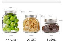 Wholesale glass jars lids and jam glass jar and clean glass jar