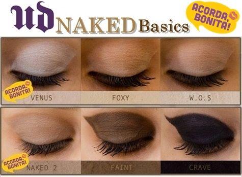 A Loja Luxobazar disponibilizou para sortearmos entre as Bonitas a Naked Basics Palette, nova paleta de sombras matte da Naked Urban Dacay (maravilhosa!!!).