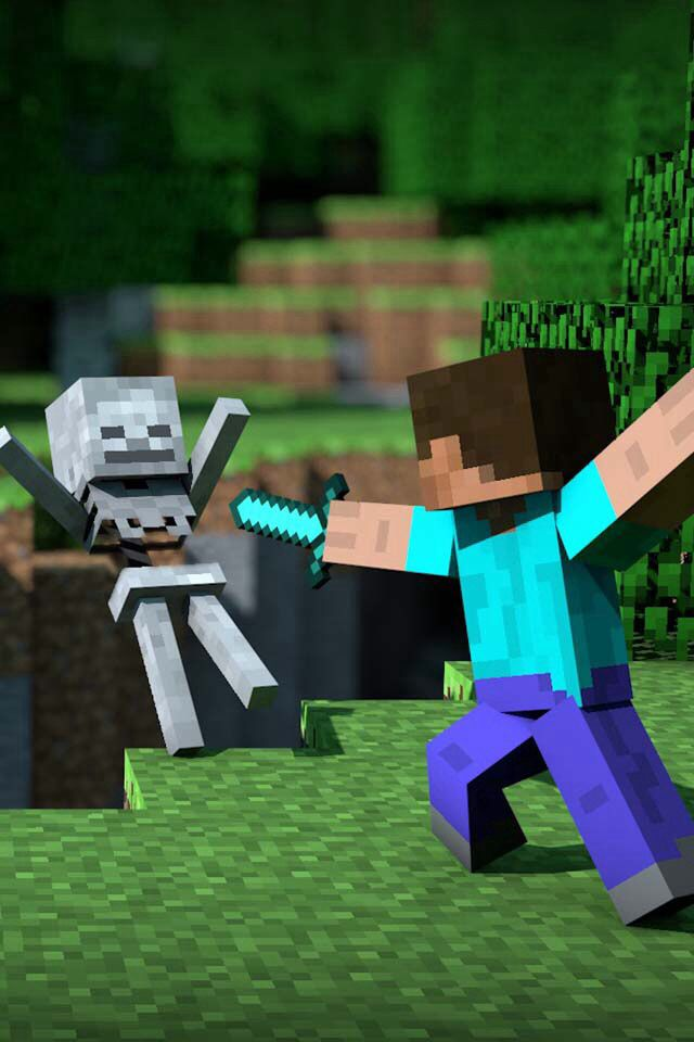 MINECRAFT!!!SOO AWesome!