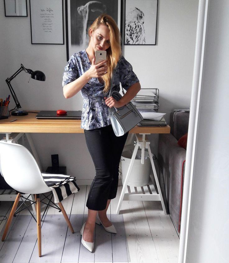 #flowerprint #shirt #ootd #outfit #look #fashion