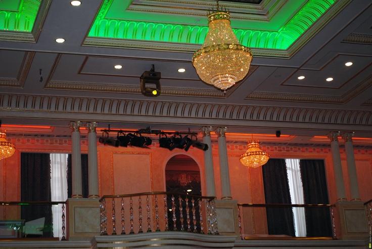 Grand Ballroom шокировал алматинцев - Новости - K1.kz // Audio-visual Technology by Kraftwerk Living Technologies // www.kraftwerk.at