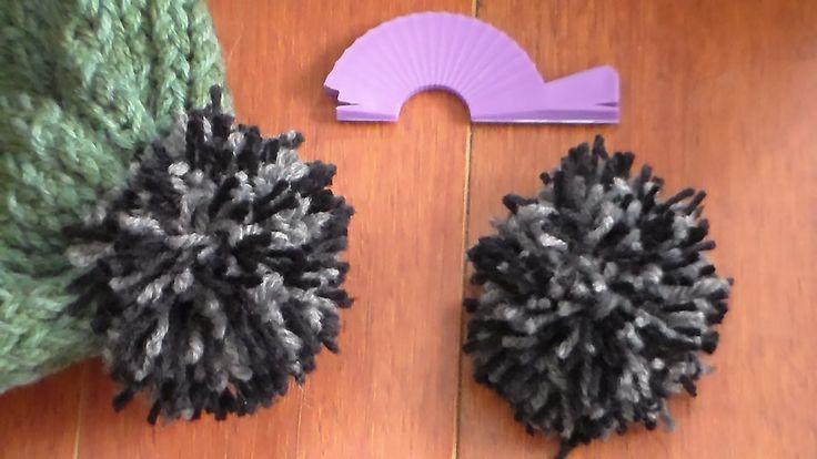 Knitting Loom Pom Pom Maker : Best images about diy pompom on pinterest pom