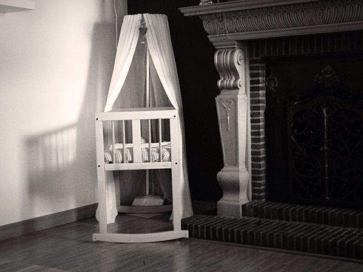 Our baby crib! ❥