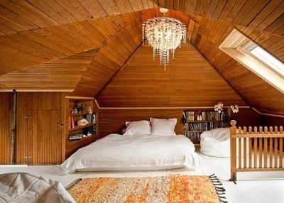 Wood panellingGuest Room, Attic Bedrooms, Dreams, Loft Bedrooms, Attic Spaces, Interiors Design, Master Bedrooms, Attic Room, Attic Spacs