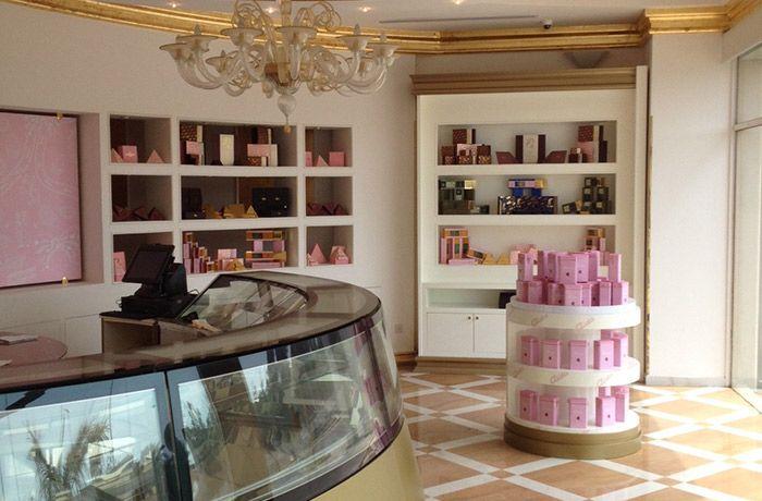 Aida Jeddah By Marchi Interior Design Cafe Interior