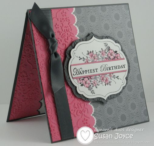 by Susan Joyce, Cat's Ink.Corporated. #StampinUp Apothecary Art