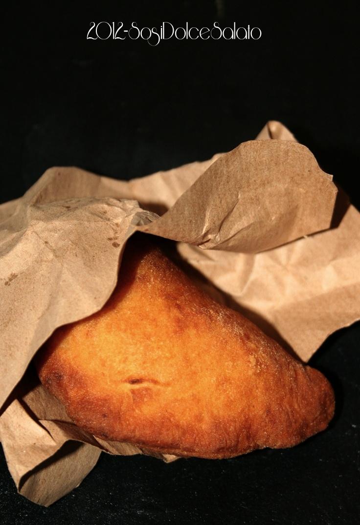 SosiDolceSalato: Calzoncini fritti...non il solito impasto