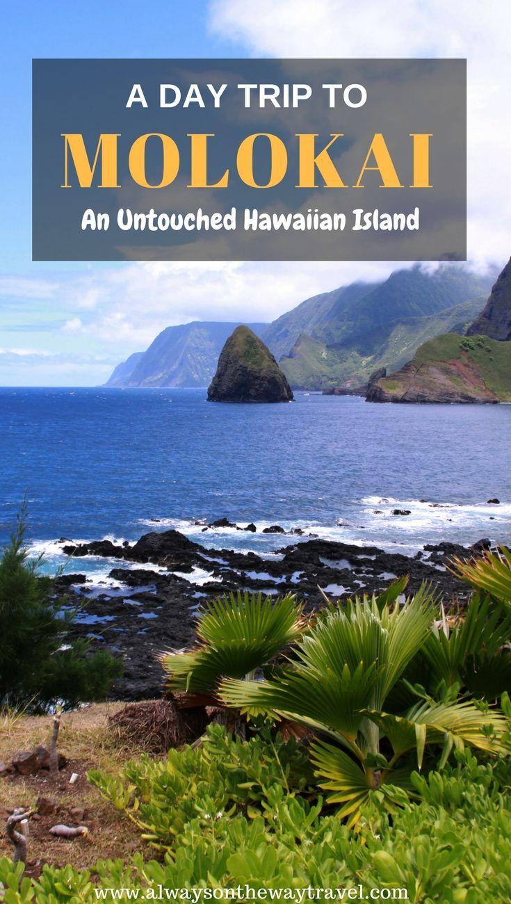 Molokai, Hawaii Travel Adventures