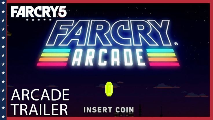 Far Cry 5: Arcade – Infinite Gameplay and a Creative Map Editor   Ubisoft   US  Far Cry Arcade allows the community to build, share and play an endless variety of custom maps!   Learn more at farcry.com. Available March 27, 2018...