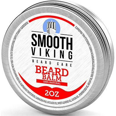 Smooth Viking Beard Balm is one of the best beard moisturizers and softeners. It's strong enough to tame any beard. ~ http://ever-unfolding.net/best-beard-balm-reviews/
