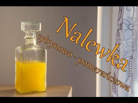 Nalewka cytrynowo-pomarańczowa / Świat Kredki - YouTube