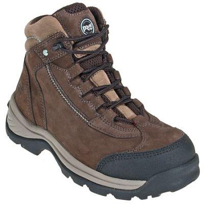 Timberland Pro Boots Timberland PRO Boots Women's 89640 Ratchet EH Steel Toe Hiking Boots TB089640214,    #TimberlandProBoots,    #TB089640214,    #Women'sHikingBoots