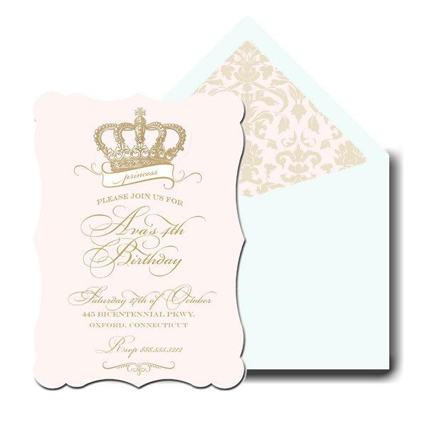 33 best crown images on pinterest crowns crown and invitations princess invitation princess crown collection by by loraleelewis stopboris Gallery