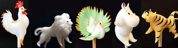 amezaiku japanese candy art_1 | Flickr - Photo Sharing!