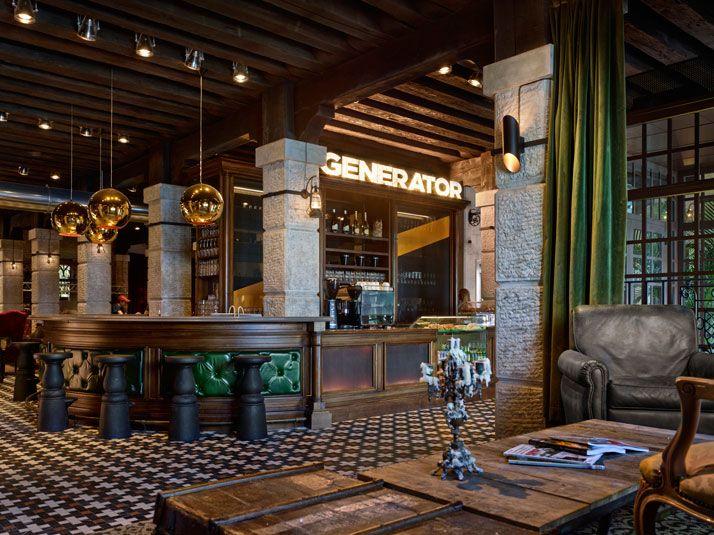 Venetië- nieuw betaalbaar design hostel in Venetie- Generator Hostel ( ook in Barcelona, Berlin, Copenhagen, Dublin, Hamburg, London and Venice. Paris en binnenkort Rome)