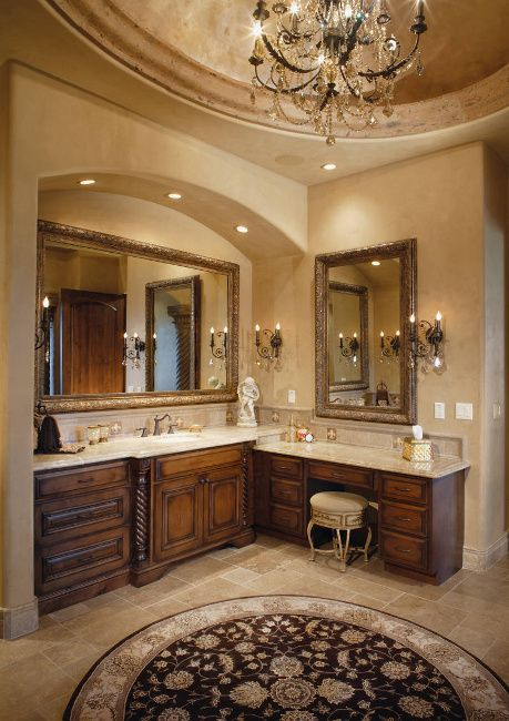 503 best bathrooms with charm images on pinterest bathrooms vanity sconce lighting curved sheetrock over sink mozeypictures Images