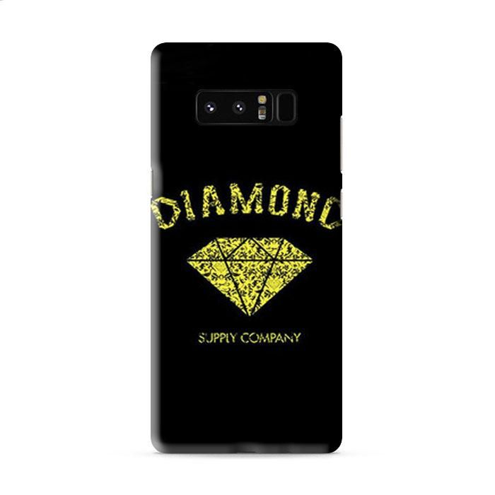 DIAMOND SUPPLY COMPANY Samsung Galaxy Note 8 3D Case Caseperson