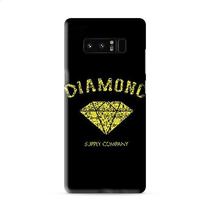 DIAMOND SUPPLY COMPANY Samsung Galaxy Note 8 3D Case Caseperson