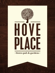 Hove Place, Hove Bar, Pub and Restaurant, Sussex - Logo  #HoveBistro