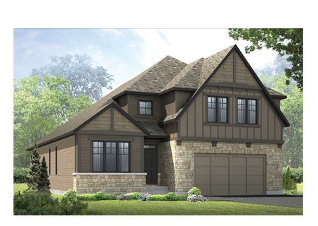 Mckinley model home cardel
