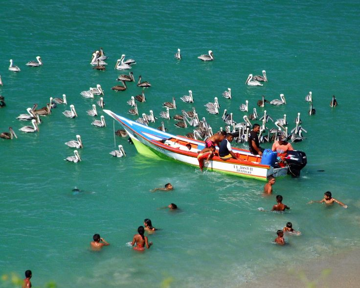 Isla de Margarita, Venezuela.