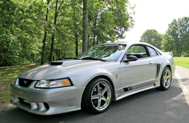 Tim Preston's 2000 Saleen Mustang S281