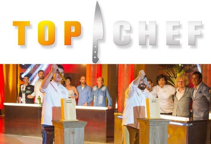 Marcel Ress ganador de Top Chef 3