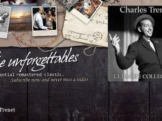 Charles Trenet avec Boum ! sur le Karaoké FLE ! Une approche ludique pour apprendre ou améliorer son Français en chanson. Un concept pédagogique unique. A vous de jouer !