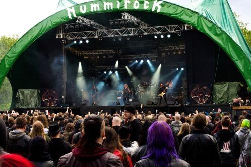 Nummirock - Midsummer festival in Kauhajoki