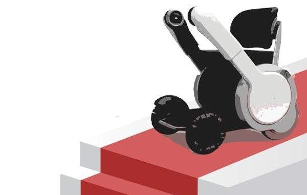 Kursi Roda Canggih Dengan Kekuatan Pikiran