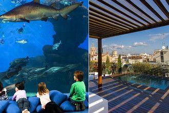 10 escapadas de Semana Santa: Dormir con tiburones en Valencia
