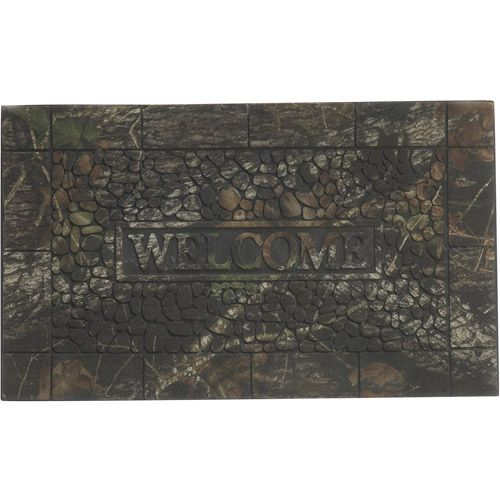 Chaise Sofa Mossy Oak Wele Mat Break Up Camo Decor Walmart